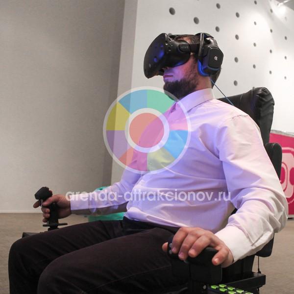 VR Авиасимулятор на мероприятие