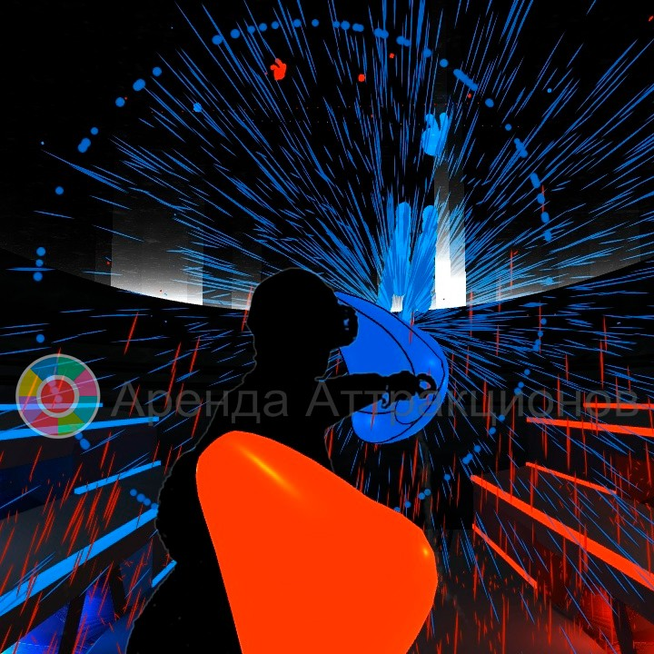 Аттракцион VR Hot DJ