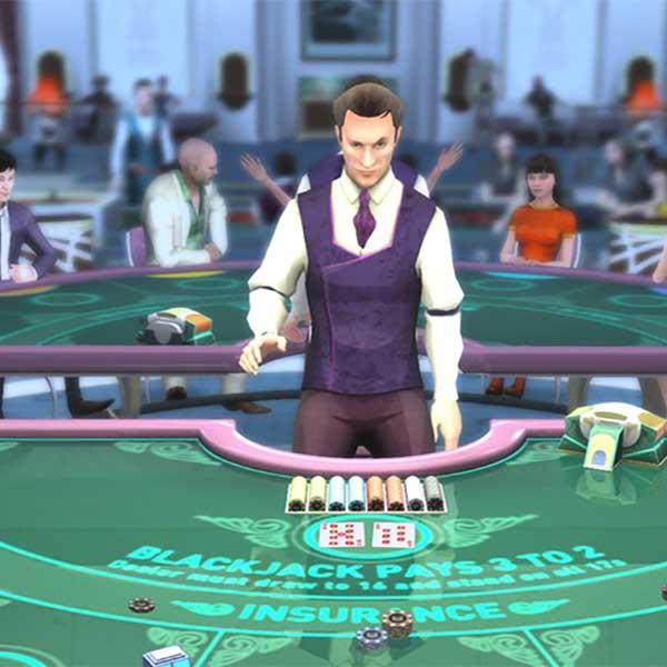Виртуальное казино покер
