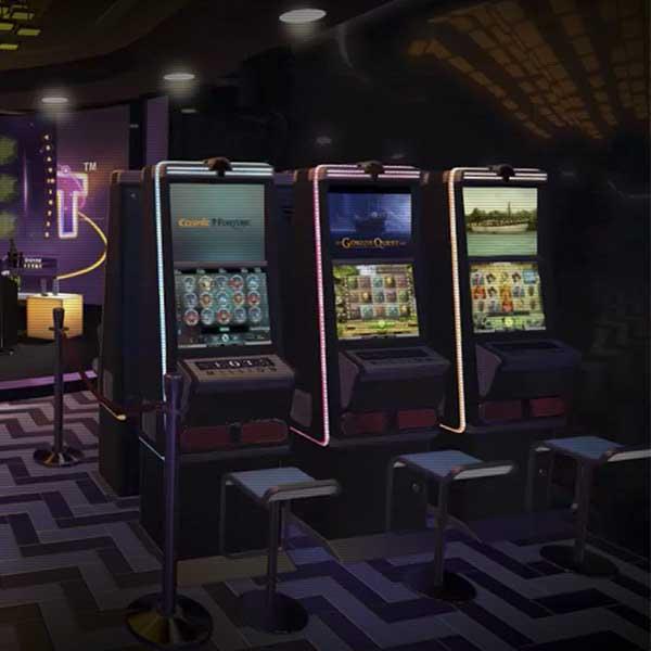 Виртуальное казино автоматы