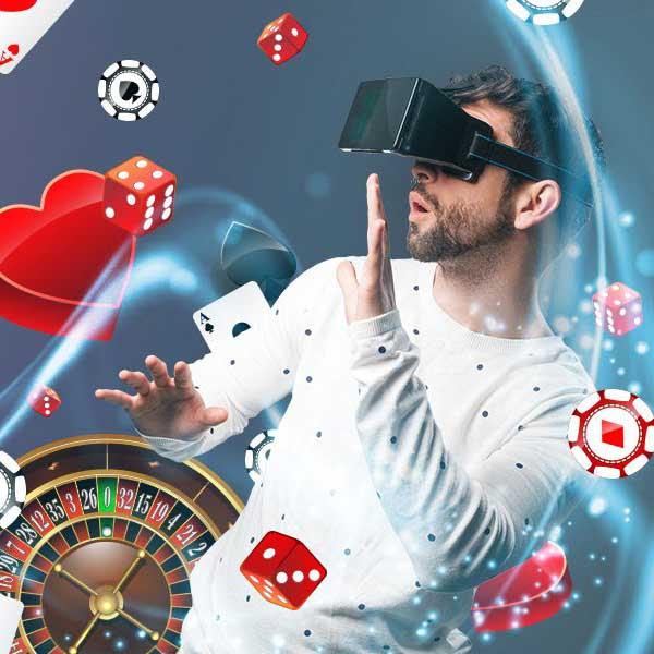 VR казино