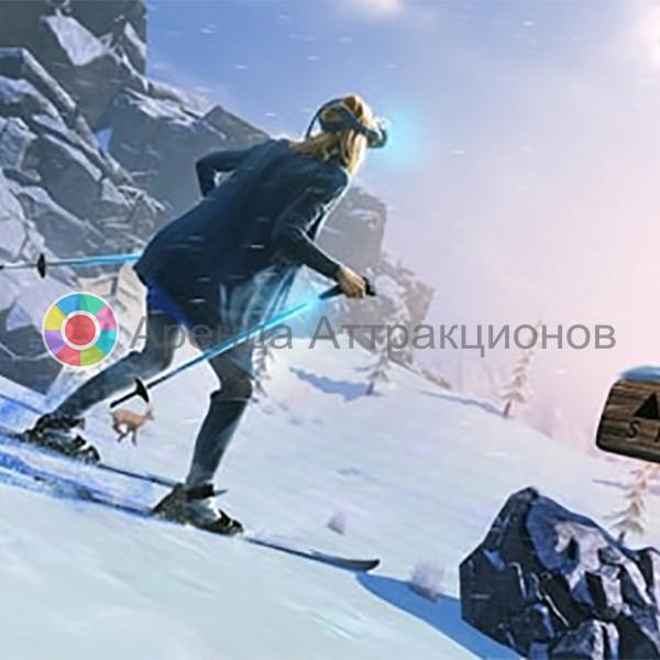 Симулятор лыж в аренду на мероприятие