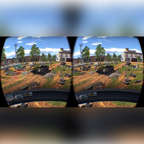 Виртуальный танкист
