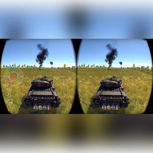 Виртальные танки