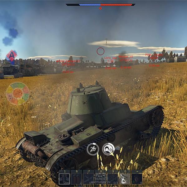 Виртуальные танки в аренду