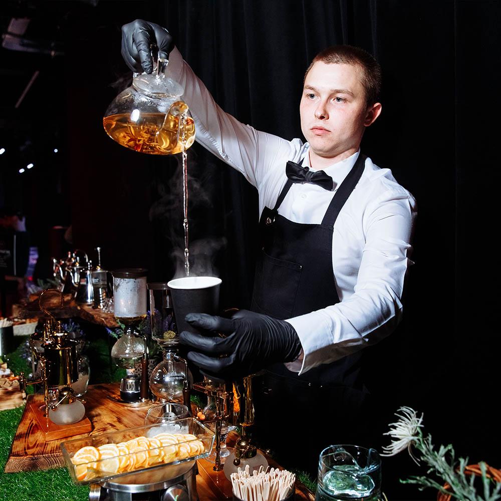 Чайный бар на мероприятие