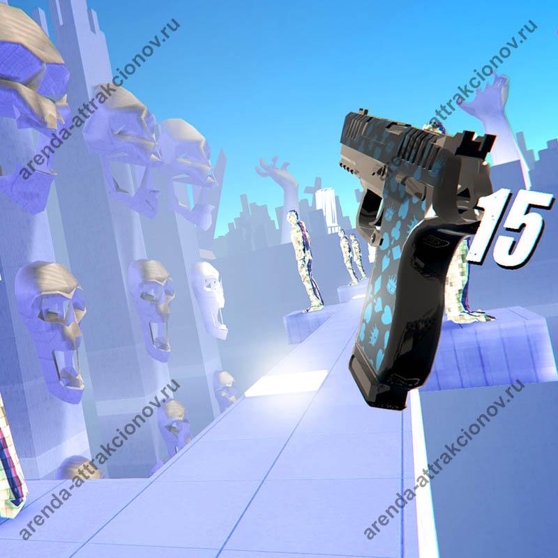 Стрельба по мишеням VR