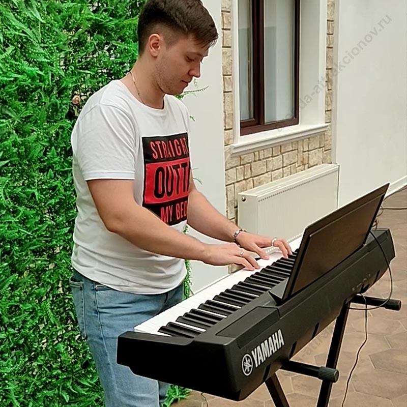 Пианино самоиграйка
