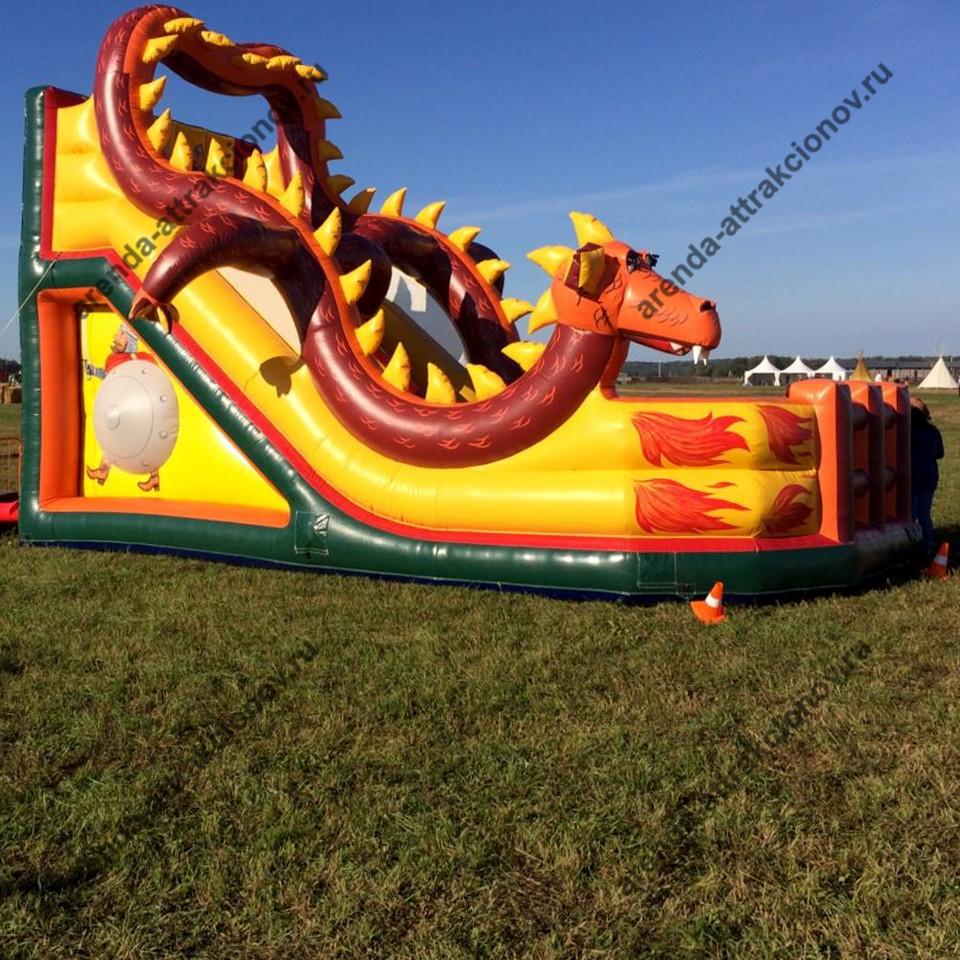 Аренда Змея горыныча на день рождения